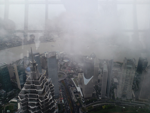 変わり続ける上海。